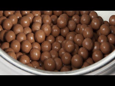 Panning Machine - Coating chocolate