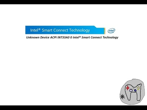 Unknown Device ACPI INT33A0 0 Intel Smart Connect Technology
