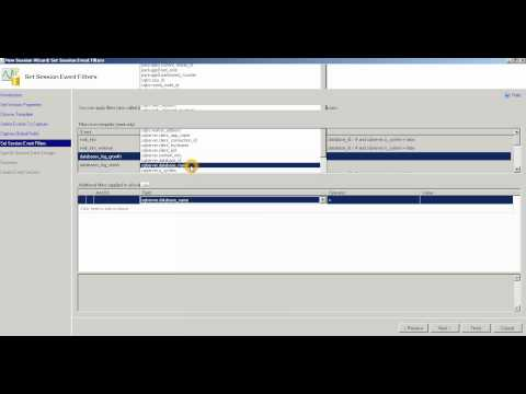 Microsoft SQL Server 2012 Extended Events