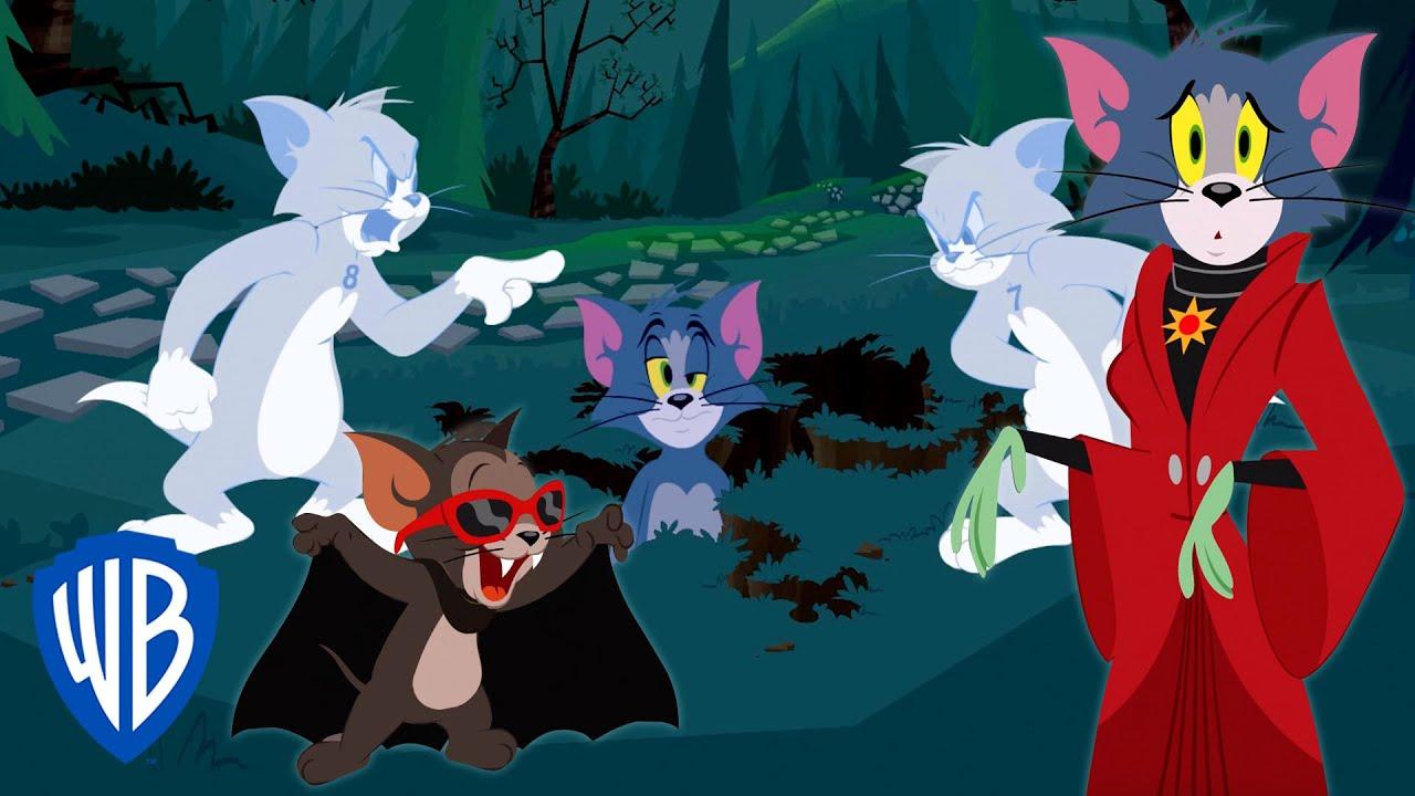 Tom & Jerry | Trick or Treat! | WB Kids