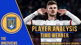 How Timo Werner Fits Into Jurgen Klopp's Liverpool System   Timo Werner   Tactical Analysis