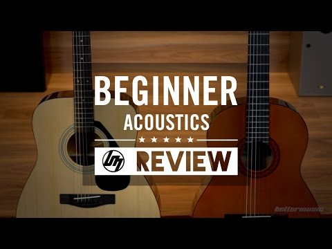 How to choose your first acoustic guitar | Better Music