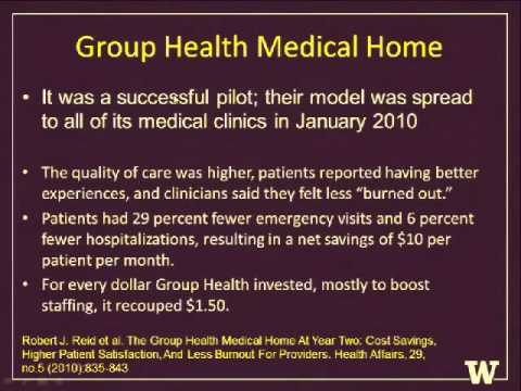 The Group Health Mind Phone - Discussion of a Behavioral Health Integration Tool