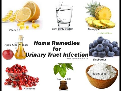 14 Home Remedies That Are Quite Effective On Urinary Tract Infection