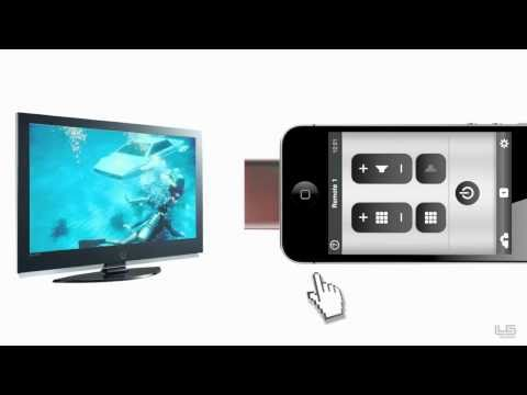 L5 Remote Quick Setup Demo Video - Universal Remote Control for iPhone, iPad & iPod touch