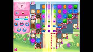 Candy Crush Saga Level 4407 22 Moves 3 Stars No Boosters