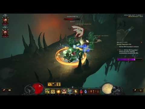 Diablo 3: The Diversity Of Uncommon Builds (Team 9/12 Grift 51 v2.4.1)