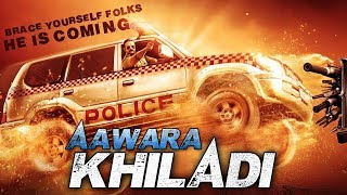 Awaara Khiladi Returns (2018) Latest South Indian Full Hindi Dubbed Movie | 2018 Full Action Movie
