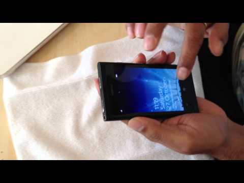 How to Unlock Nokia Lumia 800 from O2 UK by Unlock Code, from Cellunlocker.net