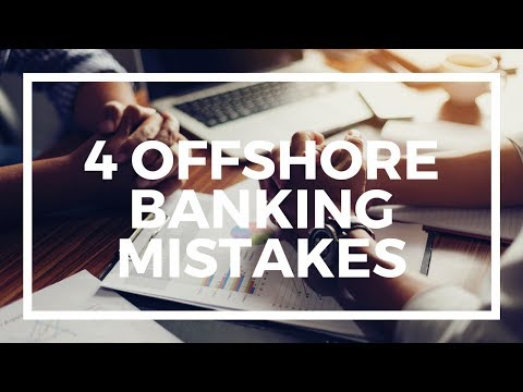 The wrong way to open a business offshore bank account