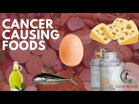 Cancer Causing Foods You Shouldn't Put In Your Mouth