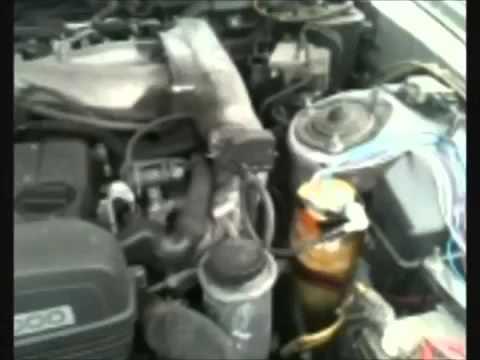 DIY HHO Hydrogen generator car conversion