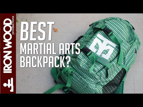 Best Martial Arts Bag? - Mooto 540 Backpack Review