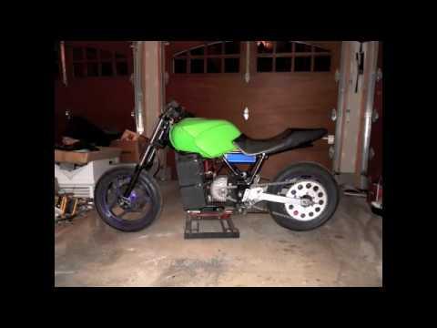 My DIY 48 Volt Electric Motorcycle