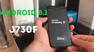 Root Samsung Galaxy J7 Pro SM-J730F Android 8 1 0 Oreo