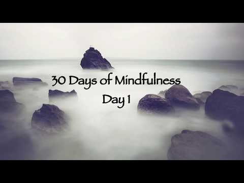 Using Mindfulness to Get Centered
