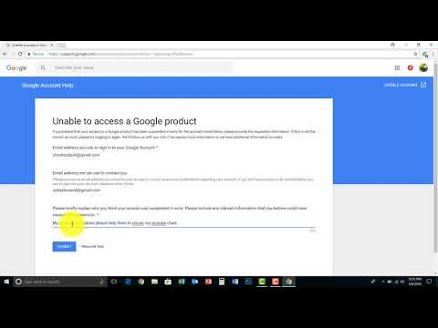 How to fix the Problem Unable to access google product   Youtube Help