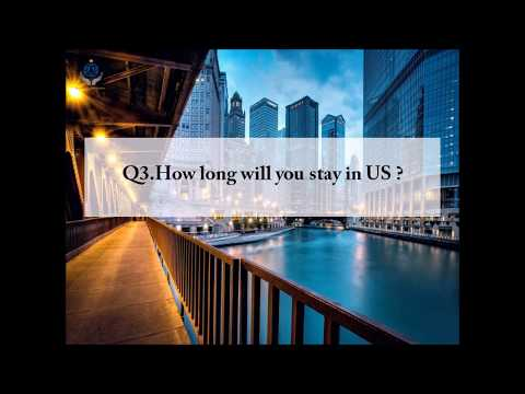 USA B1/ B2 Visa FAQ'S and Interview Questions | Aspire World Immigration Consultancy Services LLP