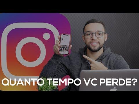 Instagram | Quanto tempo você gasta no app? Agora ele vai te mostrar!