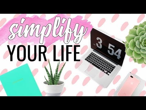 How to Adult: 10 ways to Simplify your Life [Paris & Roxy]
