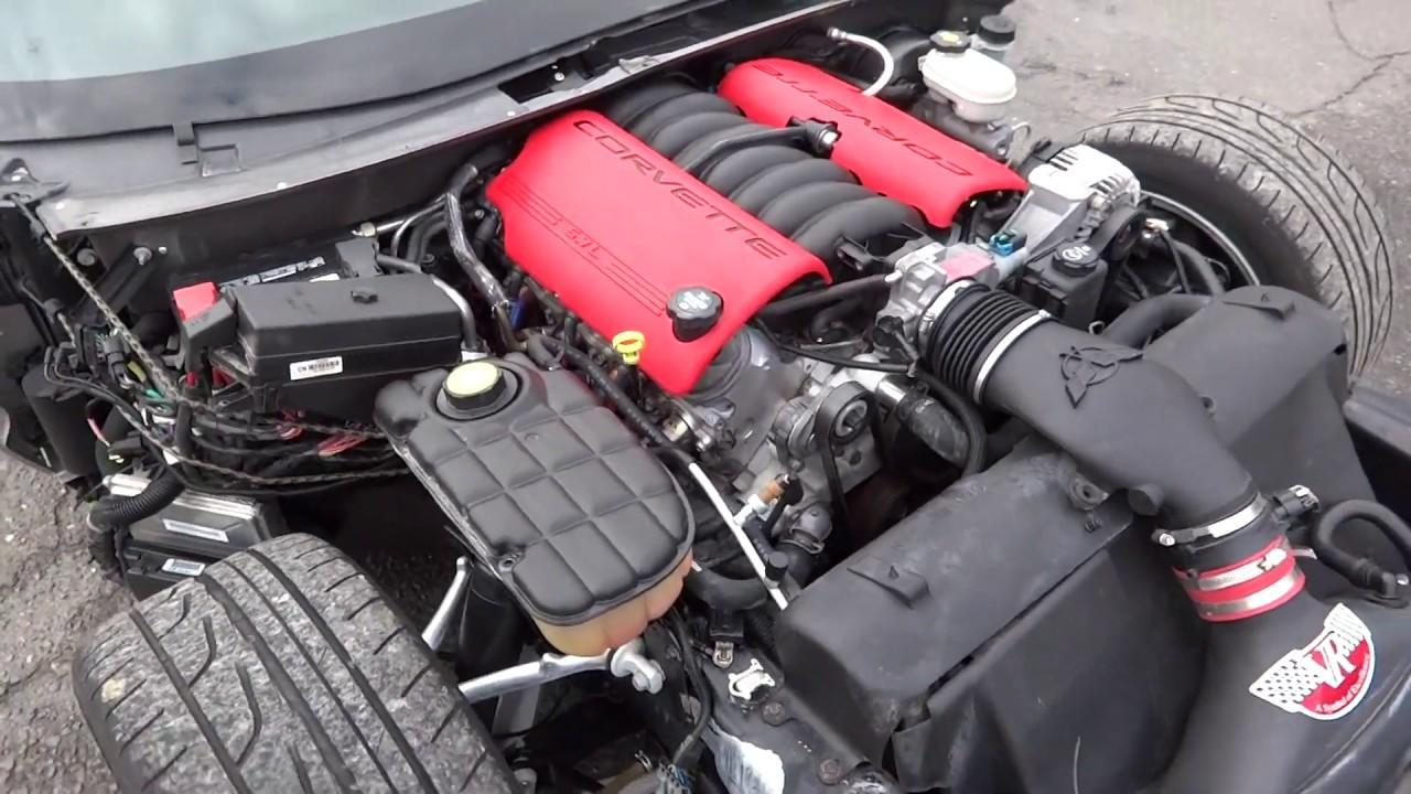 2004 C5 Corvette Z06 LS6 Engine for Sale