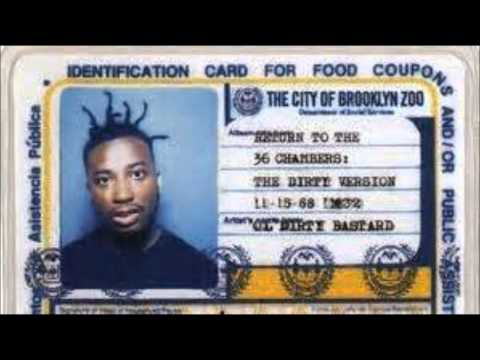 ODB got your money Clean Version edited by dj frozt 2015  AS YOU CAN SEE FBI       be watching me!