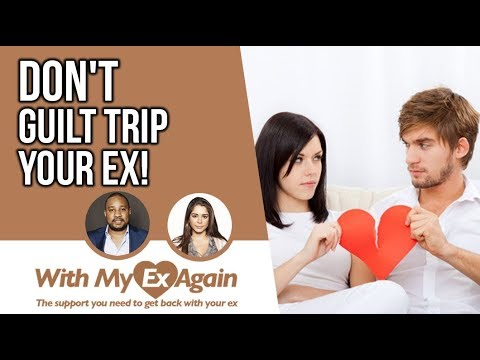 Breakup Advice: Making An Ex Feel Guilty Is Not The Way To Go