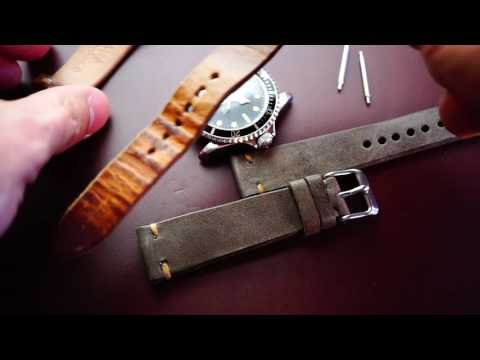 Craft & Tailored How To: Changing & Installing A Watch Strap