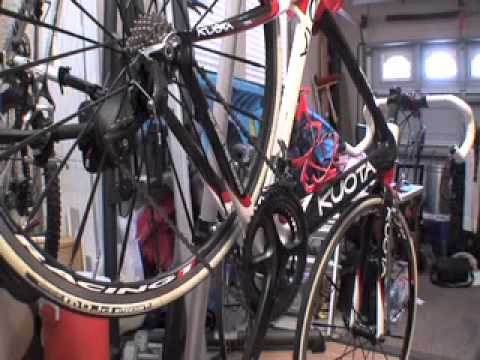 Cleaning your road bike
