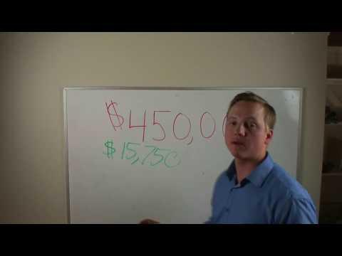 $450,000 House / FHA Loan