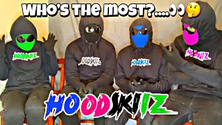 Who's The Most...??👀🤔 *SUPER FUNNY* 🤣 || @Hoodskiiz
