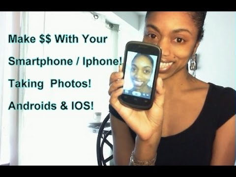 Make Up To $500 For Your Smartphone Photos! (Android & IOS) Extra Cash!