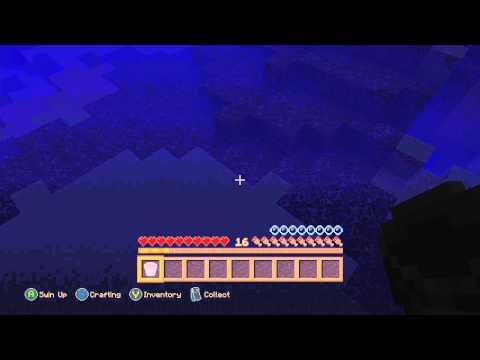How To Breathe Underwater in Minecraft Using a Bucket
