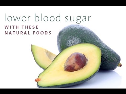 Superfoods for Diabetics - Foods that Lower Blood Sugar
