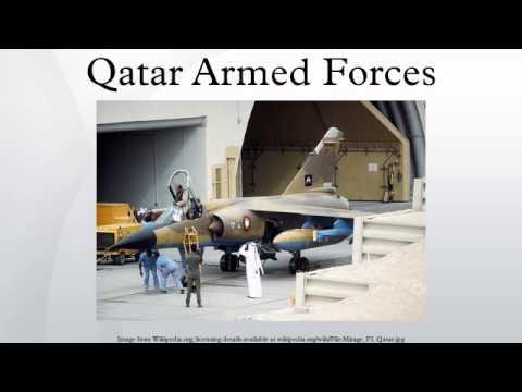 Qatar Armed Forces