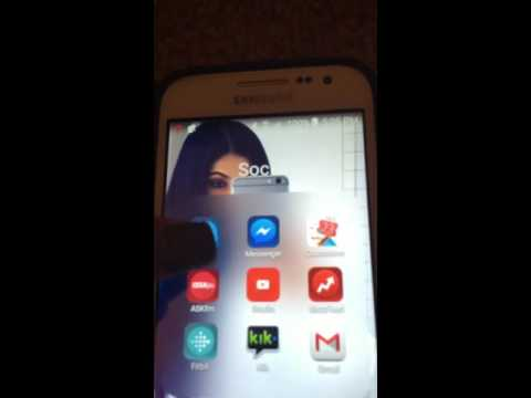 What's on my Samsung Core prime? ❤️❤️Upload