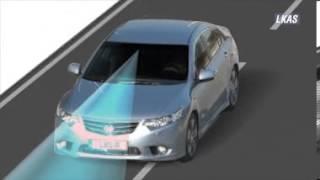 Honda Advanced Safety Systems Explained