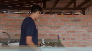Coneccion Electrica Para Una Lampara