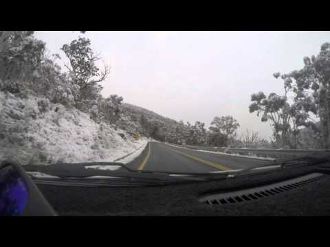 Alpine Way to Thredbo 2015