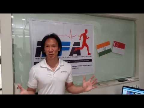 IHFA Nelson Chong India Functional Rehab Myofascial Release