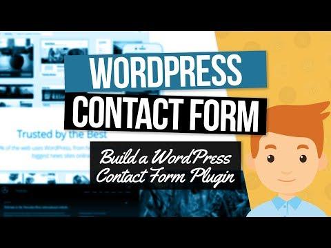 WordPress Plugin Tutorial: Introduction to the WordPress Contact Form Plugin