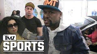 Floyd Mayweather Gunning to Sign Zion Williamson to The Money Team | TMZ Sports