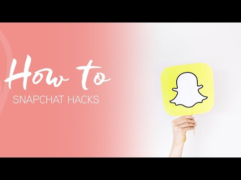 Snapchat Hacks 2016