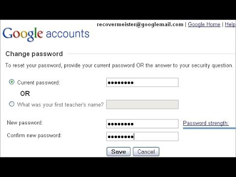 How to get forgotten Gmail password 2018/ Gmail Password Recover 2018/Gmail login problems solutions
