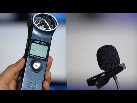 Best Mics for YouTube Videos + Audacity Settings