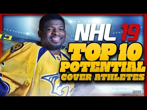 NHL 19 Top 10 Cover Athletes