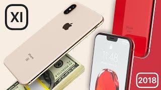 iPhone 11 Price Leaks! 2018 iPhone XI Latest Rumors