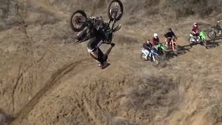 RAW FREERIDING Ep.8 No Namer Canyon - Raha, Vinnie Carbone, Tom Parsons, Franco