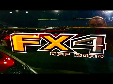 What is in the Ford FX4 Package?