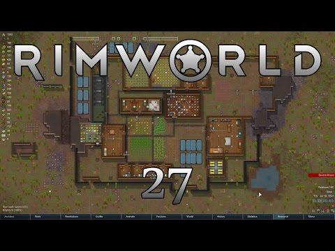 Filling The Walk-In Freezer - #27 - RimWorld